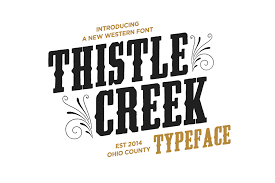 A Little Vintage Western Touch Can Go Long Way In Getting Trendy When It Comes To This Stylish Font Perfect For Influenced Design