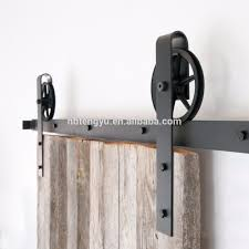 Barn Door Hardware, Barn Door Hardware Suppliers And Manufacturers ... Barn Door Track Trk100 Rocky Mountain Hdware Contemporary Sliding John Robinson House Bring Some Country Spirit To Your Home With Interior Doors 2018 6810ft Rustic Black Modern Buy Online From The Original Company Best 25 Barn Door Hdware Ideas On Pinterest Diy Large Hinges For A Collections Post Beam Raising Ct The Round Back To System Bathrooms Design Bathroom Ideas Diy Rolling Classic Kit 6ft Rejuvenation