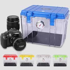 Roadfisher Small Anti shock Waterproof Shockproof Case Dry