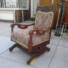 Antique Spring Rocker From Bentley's Vintage Furniture Of CLOSED | ATTIC Vintage Platform Spring Rocking Chair Details About 1800s Victorian Walnut Red Velvet Solid Antique Eastlake Turned American Beech Antiquescouk Rocking Chair Archives Prodigal Pieces Indoor Chairs Cool Ebay Oak For Sale Asheville Wood Grand No 695s Dixie Seating Collins Joybird Spring Rocker With Custom Cushions Daves Fniture Repair The Images Collection Of Cane Setu Displaying Gallery Of With Springs View 5 20 Photos Blue