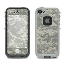 Skin Decal Sticker for Lifeproof iPhone 4 4S Case Skins Purple