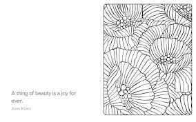 The Little Book Of Calm Coloring 9781501137556in03