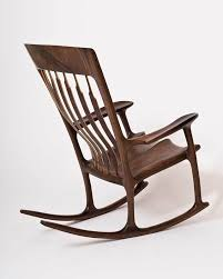 Sam Maloof Rocking Chair Plans by My Site Rocking Chairs By Hal Taylor