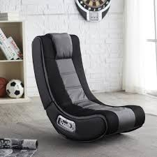 X Rocker Extreme Iii Gaming Chair by X Rocker Se Wireless Black Game Chair 5130301 Hayneedle