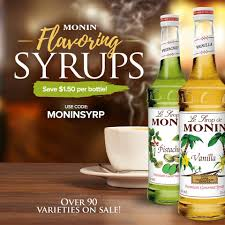Save On Over 90 Varieties Of Our Popular ... New York Pass Discount Code Thunder Alley Leland Nc Coupons Monin Sauce White Chocolate 189 Ltr Cold Brew Coffee Concentrate 1 Liter Plastic Bottle Blackberry Smoke Coupon Holiday Gas Station Free Nordstrom In Store Printable Splat Hair Dye Pistachio Syrup 750ml Hpistachio Yahoo Six Flags Promo July 2019 Monin Codes Premium Blue Raspberry Flavoring Firestone Tallahassee Belle Tire 20 Off Classic Blood Orange 1l Tapps Island Golf Course Focalin Xr 5mg