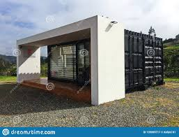 100 Container Homes Design Modern Tiny Shipping Home Editorial Photography