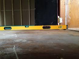 Wood Floor Leveling Contractors by Level Leveling Uneven Subfloor Home Improvement Stack Exchange