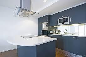 of Kitchens Modern Blue Kitchen Cabinets Kitchen 4