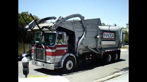 100 Garbage Truck Manufacturers Front End Loader S YouTube