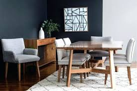 Living Room And Dining Combined Table Combination Photos