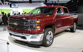 100 Chevrolet Trucks 2014 First Look Silverado And GMC Sierra Automobile