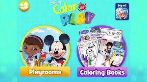 Disney Color And Play By