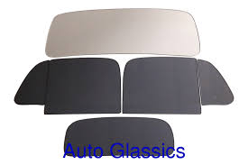 100 1950 Ford Truck Parts 1948 1949 Pickup Cabover F1 Auto Glass NEW