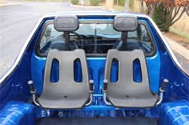 100 Truck Bed Seats Remember The Subaru Brat With Seats In The Pickup Bed