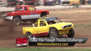 100 Tough Trucks The Challenge Gearing Up For 2018 4Wheel Jamboree