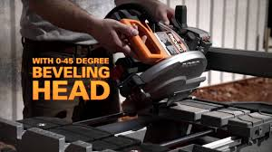 Ridgid 7in Tile Saw With Laser by Ridgid Beast 10
