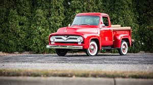 100 Ford Truck Values The Time Is Right To Buy A 195356 FSeries