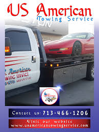 100 Houston Tow Truck Services Offered 24 Hours Ing In TX Wrecker Service In