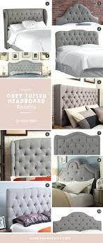 Cheap Upholstered Headboard Diy by Custom Tufted Headboard Toronto Upholstered Headboards Canada