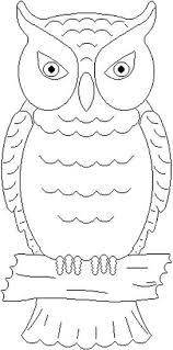 Owl Coloring Pages Here Is A Small Collection Of Sheets For Children Images