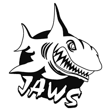 Jaws Logo Coloring Pages Jaws Logo Coloring Pages Best Place To
