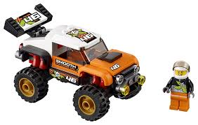 LEGO 60146 Stunt Truck Building Toy: LEGO: Amazon.co.uk: Toys & Games Lego Ideas Lego Monster Truck 2018 Kinderlegofan Pinterest Legos And City Amazoncom 60027 Transporter Toys Games Arena Technic Set 42005 Itructions City Great Vehicles 60055 Energy Baja Recoil Nico71s Creations Custom Trucks 1 X Brick For Set Model Offroad Red 9094 Racers Star Striker Amazoncouk