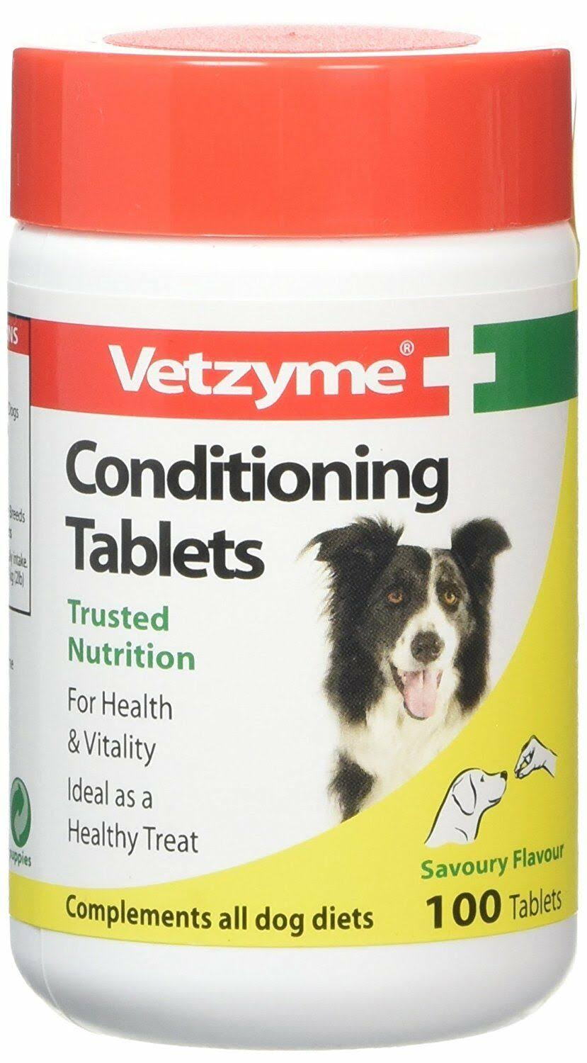 Vetzyme Conditioning Tablets - 100s