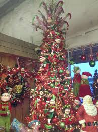 Whoville Christmas Tree Topper by Elf Christmas Tree Smithfield Floral Pinterest Christmas