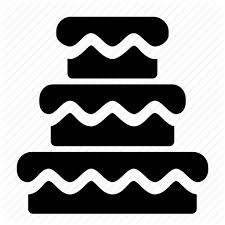 cake food icojam wedding icon
