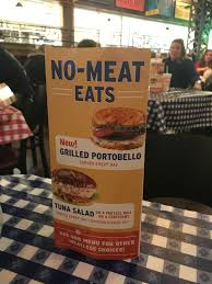 100 The Portabello No Meat Huh Portobello Even Came With Bacon Facepalm