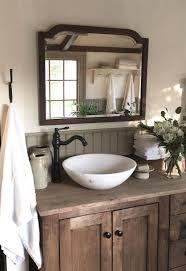 rustic bathroom decorating ideas 30 small farmhouse