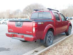 100 Truck Pro Tulsa PreOwned 2015 Nissan Frontier 4WD Crew Cab SWB Automatic PRO4X