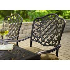 Agio Patio Furniture Touch Up Paint by Arcadia 9 Pc Dining Set Get Upscale Outdoor Dining Ideas From Sears