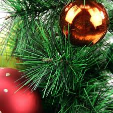 Pre Decorated Artificial Christmas Trees Ge Pre Lit Led Artificial