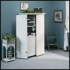 Sauder Sewing Craft Cabinet by Sauder Craft Armoire Armoire Pinterest Craft Armoire