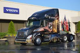 100 Volvo Truck Usa Reveals 2014 Memorial Day Tribute