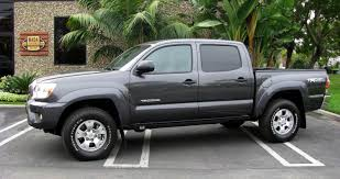 Toyota Recalls 4,000 Tacoma Pickups In US For Defective Part - NBC News 2009 Toyota Tacoma 4 Cylinder 2wd Kolenberg Motors The 4cylinder Toyota Tacoma Is Completely Pointless 2017 Trd Pro Bro Truck We All Need 2016 First Drive Autoweek Wikipedia T100 2015 Price Photos Reviews Features Sr5 Vs Sport 1987 Cylinder Automatic Dual Wheel Vehicles That Twelve Trucks Every Guy Needs To Own In Their Lifetime