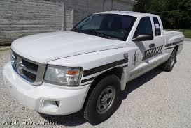 100 Dakota Truck 2010 Dodge Ext Cab Pickup Truck Item DE5215 SOLD