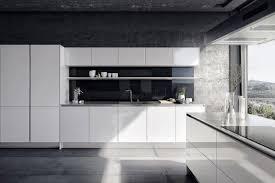 weiße küche modern bis klassisch schöner wohnen
