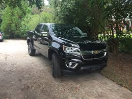 My First Big Adult Purchase: 2017 Colorado Crew Cab LT 4x4 : ChevyTrucks