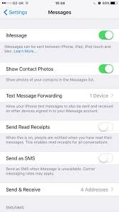 iMessage Not Working How to fix text message problems on iPhone