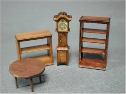 Wood Furniture By Zerkle Miniatures