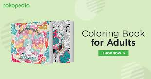 Jual Coloring Book For Adults