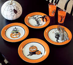 Vintage Halloween Collector: Pottery Barn Kids Halloween #1 Vintage Halloween Colcblesdecorations For Sale Pottery Barn Host Your Party In Style Our Festive Dishes Inspiration From The Whimsical Lady At Home Snowbird Salad Plates Click On Link To See Spooky Owl Bottle Stopper Christmas Thanksgiving 2013 For Purr03 8 Ciroa Wiccan Lace Dinner Salad Plates