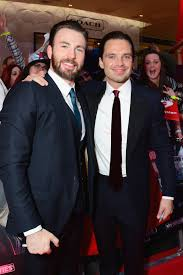 Chris Evans Sebastian Stan