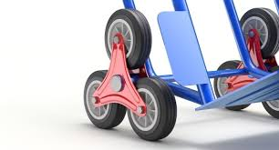 Stair Climbing Hand Truck With Six Wheels 3d | Cgtrader Intended For ...