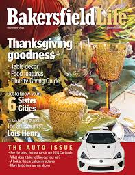 Bull Shed Bakersfield Ca by Bakersfield Life Magazine November 2013 By Tbc Media Specialty
