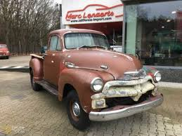 100 Classic Chevrolet Trucks For Sale 1954 Pickup Stepside For 6525 Dyler