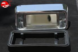 100 69 Gmc Truck 72 Chevy GMC Pickup Cab Rear Cargo Lamp Light Housing New