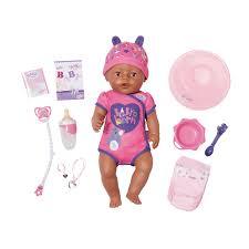 BABY Born Interaktív Nővér Baba